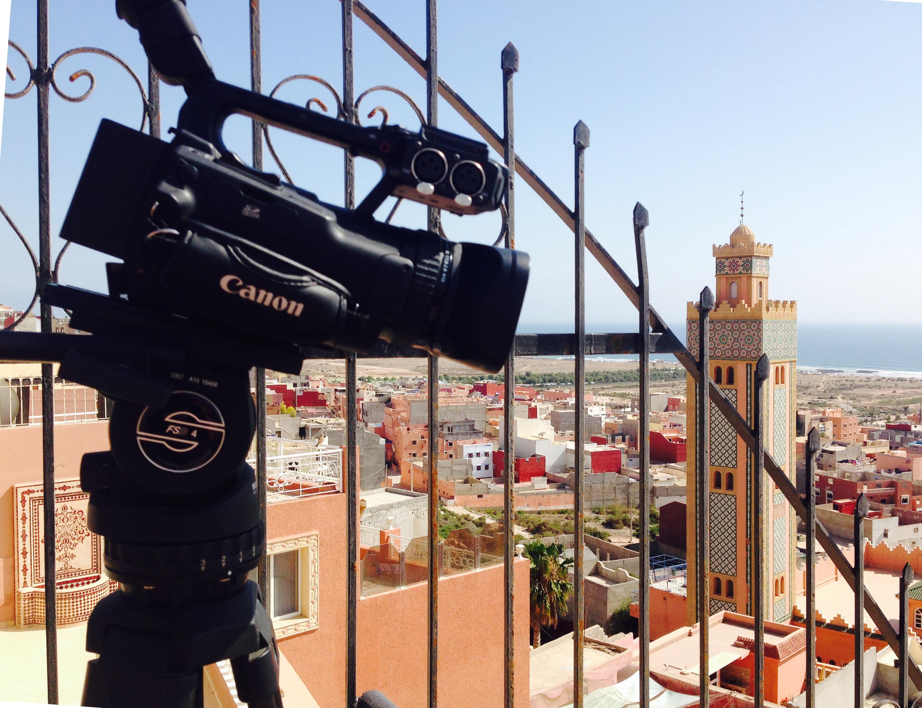 Kamera Moschee